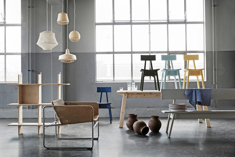 "[unbezahlte werbung]IKEA Trend Insutrial meets Natural | Quelle: ""Inter IKEA Systems B.V. 2019"""