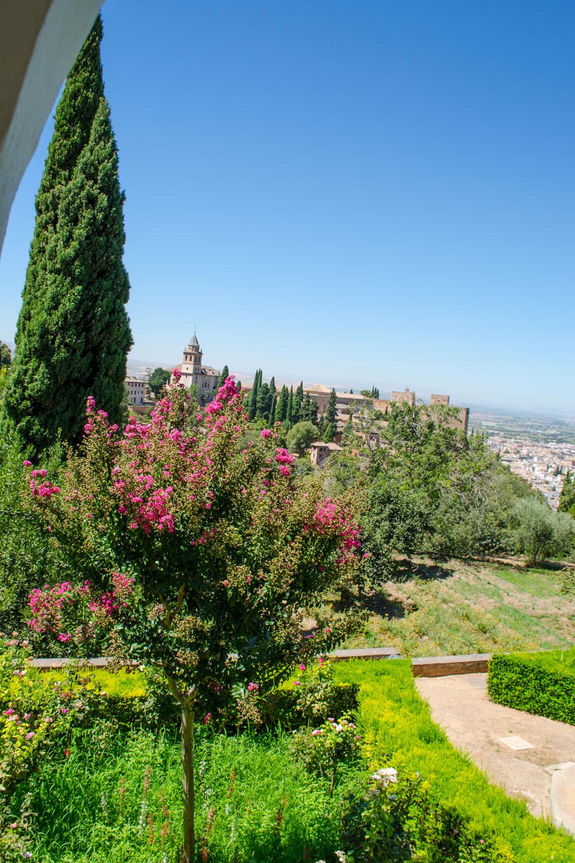 [unbezahlte werbung]La Alhambra - Was man für einen Besuch wissen muss | Blick auf Andalusien