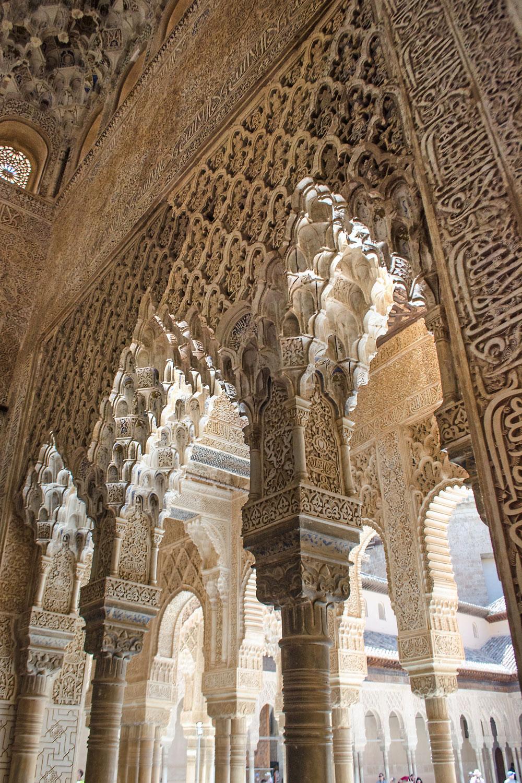 [unbezahlte werbung]Die Paläste der Alhambra
