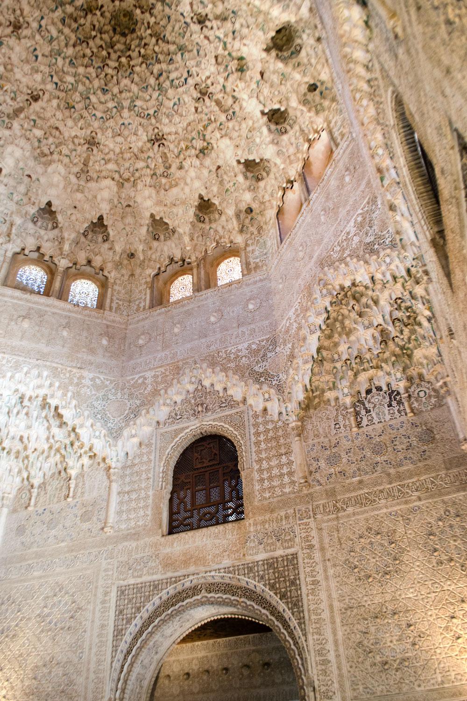 [unbezahlte werbung]La Alhambra - Was man für einen Besuch wissen muss | Die Ornamente der Nasridenpaläste