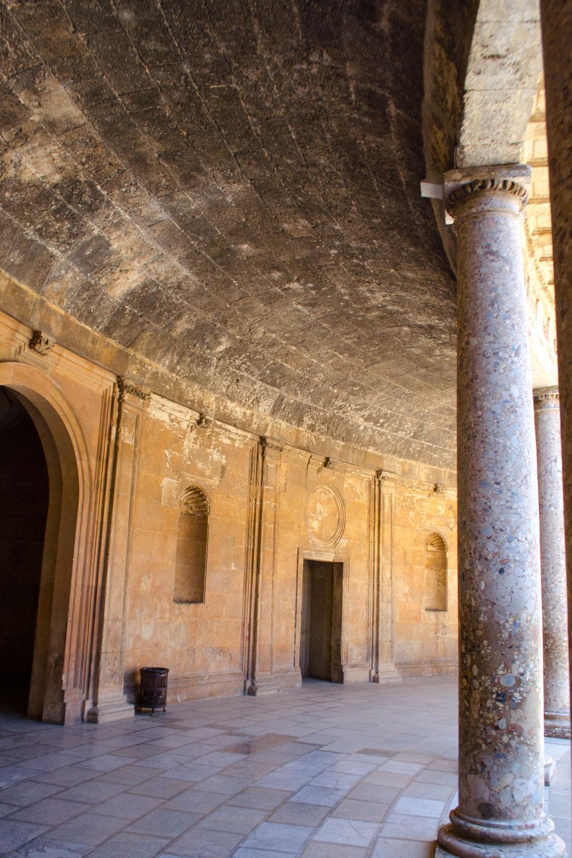 [unbezahlte werbung]Die Paläste der Alhambra Palacip Carlos V