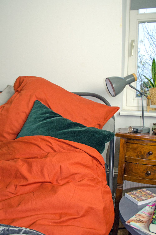 [unbezahlte werbung]Interior-Trend Herbstfarben & Gewürztöne Für dein Schlafzimmer