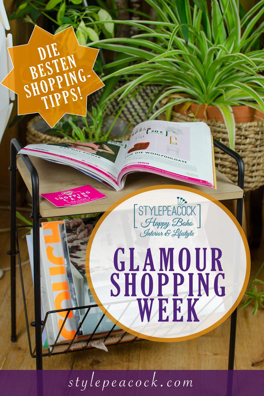 Glamour Shopping Tipps zur Glamour Shopping Week [beinhaltet werbung]| Die besten Interior- & Deko-Tipps zur GSW