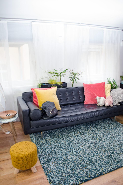 Samt [unbezahlte werbung]| Der Velvet-Interior-Trend Für dein Heim