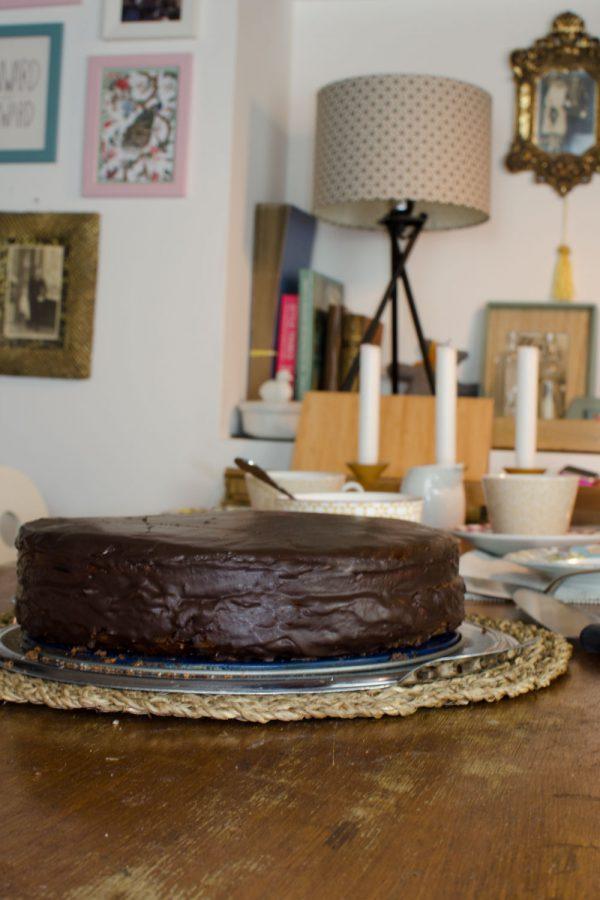 Sachertorte klassisch | Das beste Rezept für klassische Sachertorte | Schokoladen-Torte selbst gemacht