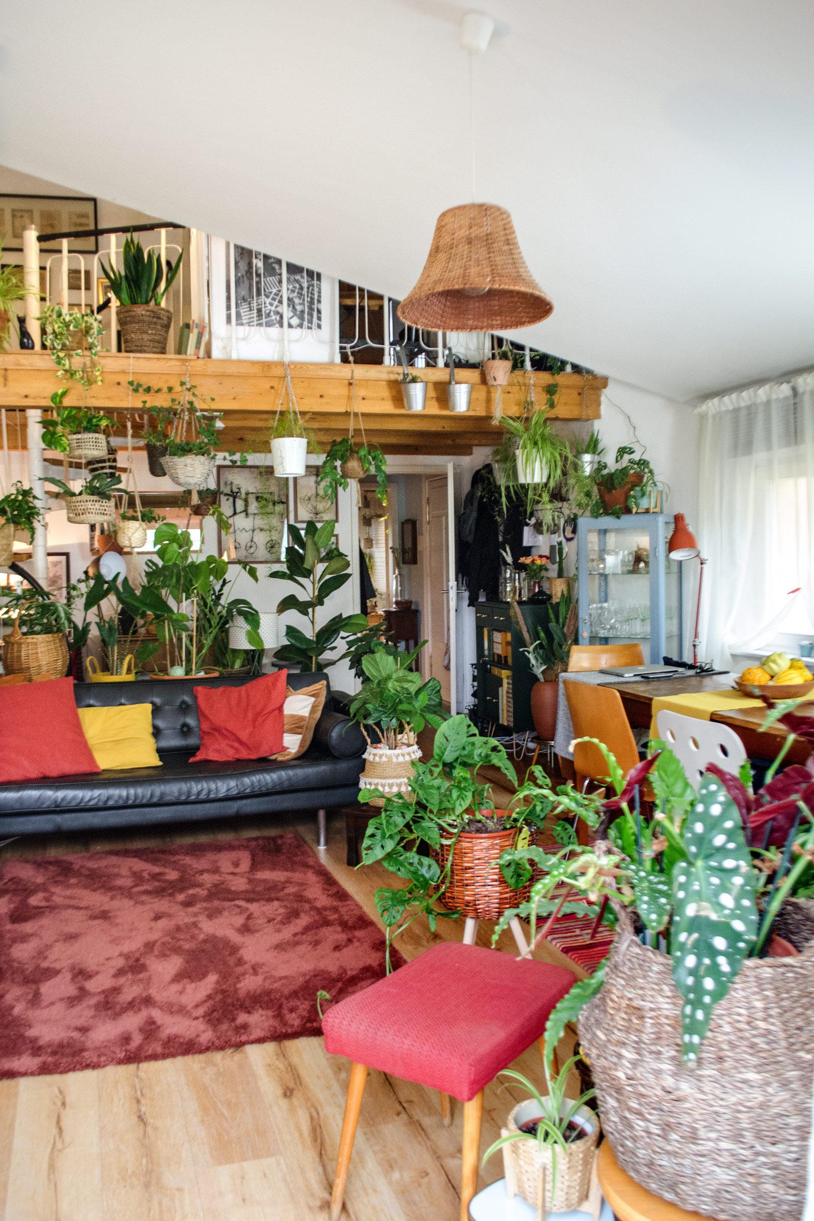 [unbezahlte werbung]Bohemian Interior Wohntrend