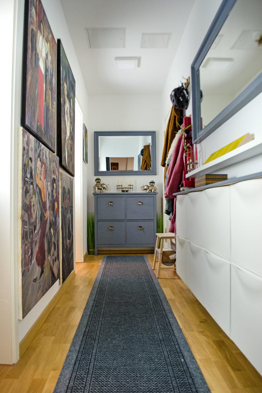 Eclectic Living auf 55 qm | Eine Homestory im Jugendstil-Altbau in Potsdam [unbeauftragte werbung da affiliate links und markennennung]