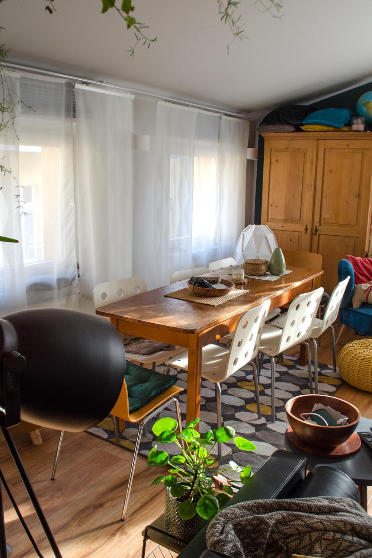 Nachhaltig wohnen und leben: Geht das auch ohne Verzicht? Vintage Möbel, weniger Konsum und energetisch leben...[unbezahlte werbung]]
