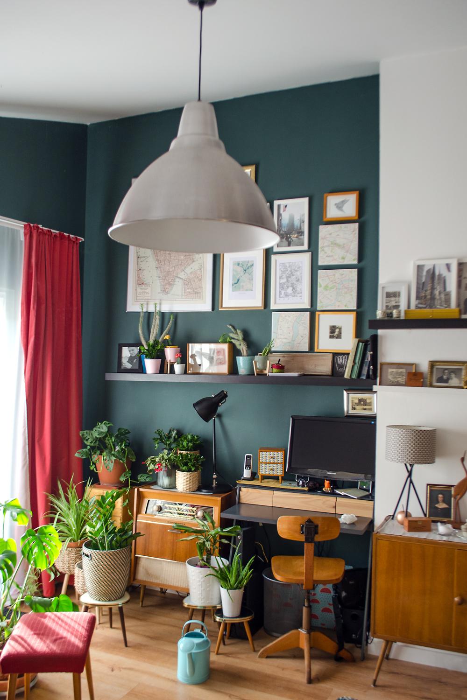 Nachhaltig wohnen und leben: Geht das auch ohne Verzicht? Vintage Möbel, weniger Konsum und energetisch leben...[unbezahlte werbung]
