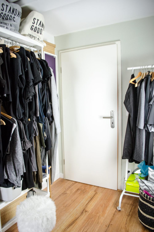 Offene Schränke für kleine Räume [beinhaltet werbung]