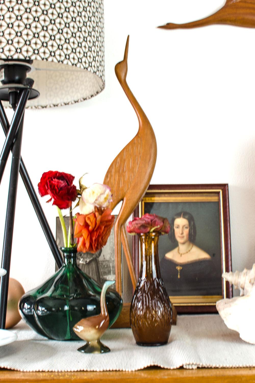 Vintage Interior online shoppen | Bei Etsy tolle Mid Century, Bauhaus und antike Möbel und Deko finden [unbeauftragte werbung]