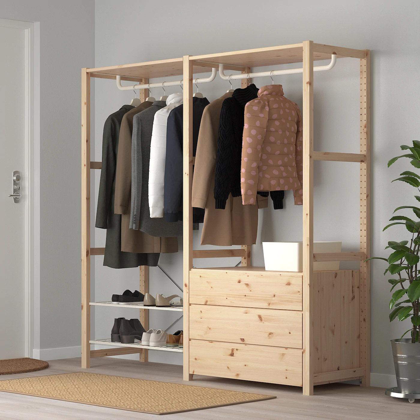 Ivar Schranksystem von Ikea | unbezahlte werbung