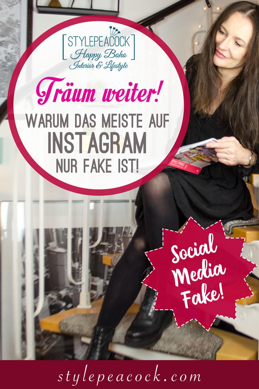 Fake in den sozialen Medien | Was ist echt an Instagram & Co?