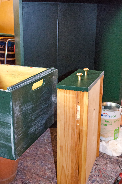 DIY MID-CENTURY HIGHBOARD DIY mit Remmers [eco]| (anzeige)