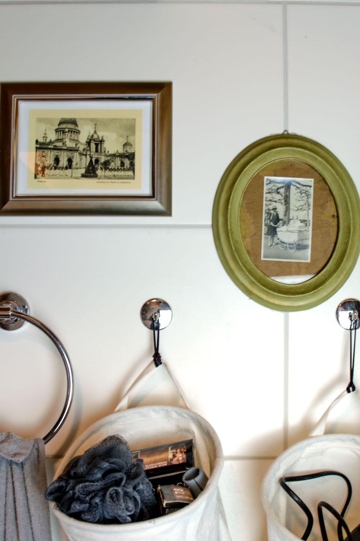 Wohnliches Bad | So gestaltest du dein Bad mit wenig Einsatz - und fast kostenfrei - total gemütlich [unbezahlte werbung]
