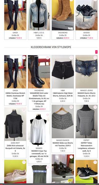 [anzeige] Stylemops beim Mädchenflohmarkt