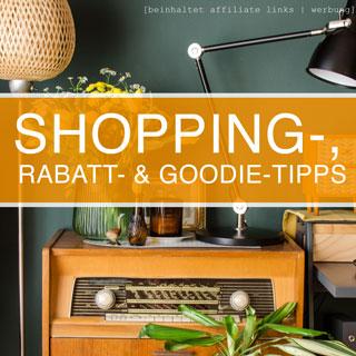 Shopping- und Rabatttipps