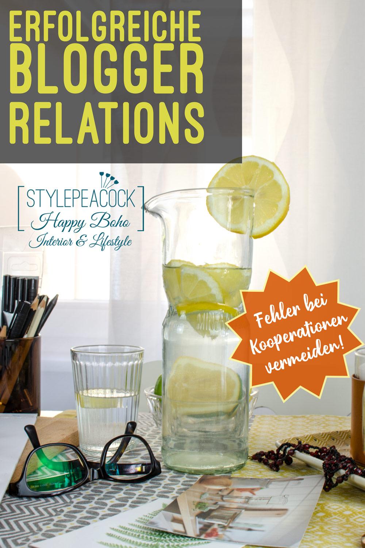 Erfolgreiche Blogger Relations, so geht's!