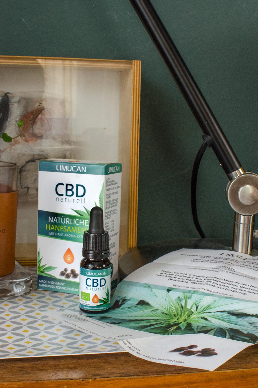 Erfahrungen mit CBD ÖL von Limucan [anzeige]Cannabidiol in Hanföl als Nahrungsergänzungsmittel