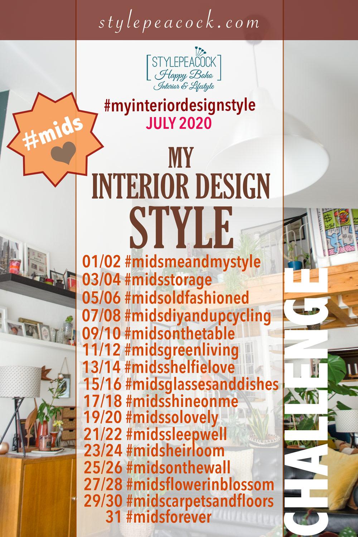 Instagram Interior Challenge | #myinteriordesignstyle #mids | Zeige deinen Interior Style | [beinhatet werbung da gewinn-sponsoren]