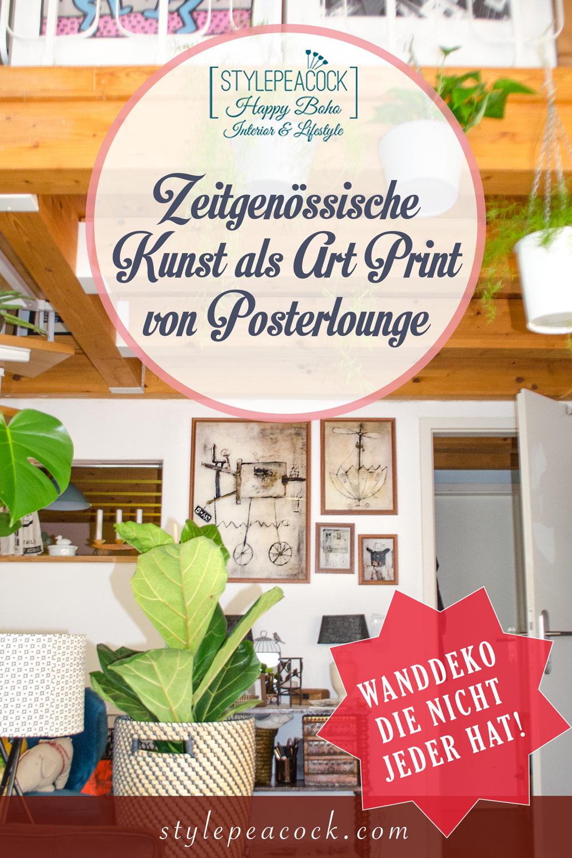Aktuelle Kunstdrucke von Posterlounge | Zeitgenössische Art Prints von Christin Lamade | [beinhaltet werbung]
