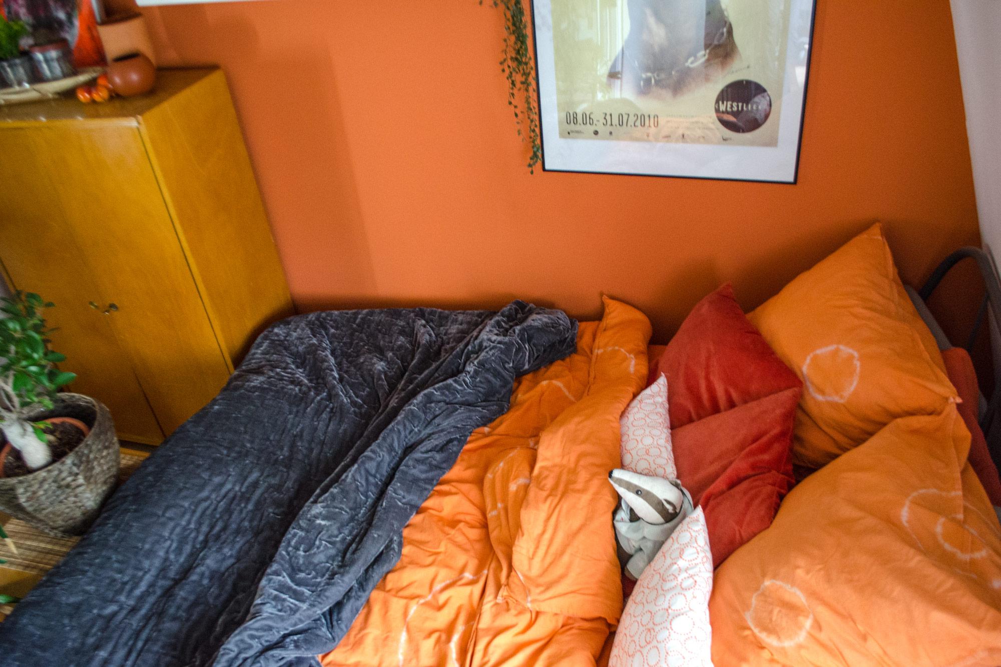 Stoff färben | Ist Textilfarbe ungefährlich für die Waschmaschine? [unbeauftragte werbung]