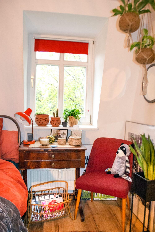 Makramee und Naturtöne für dein Boho Schlafzimmer [unbezahlte werbung]