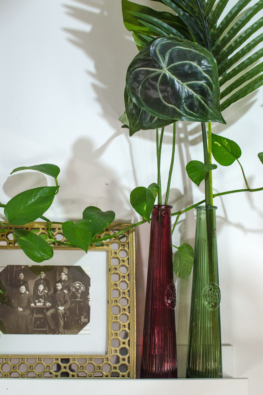 Moderne Vasen | Schmale Blumenvasen aus Glas [unbezahlte werbung]