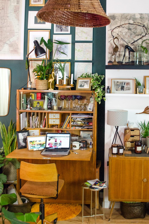 Bohemian Style für dein Zuhause mit  Vintage Möbeln