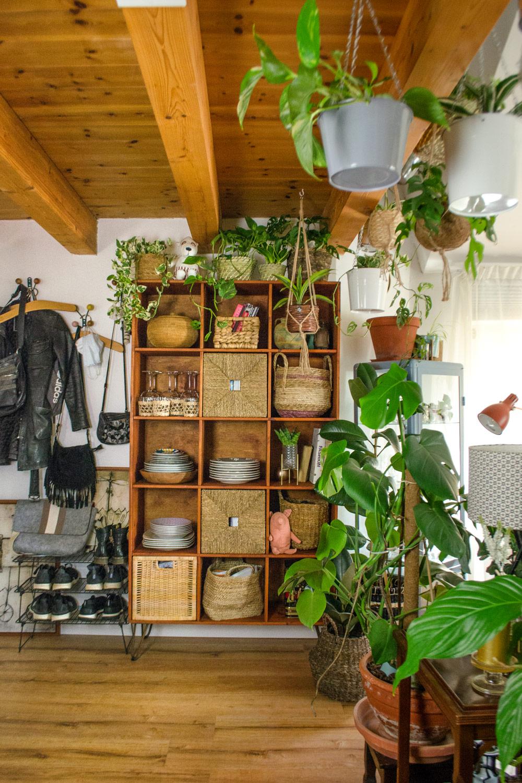 [anzeige]Boho Wohnstil mit DIY Uplcycling Möbeln
