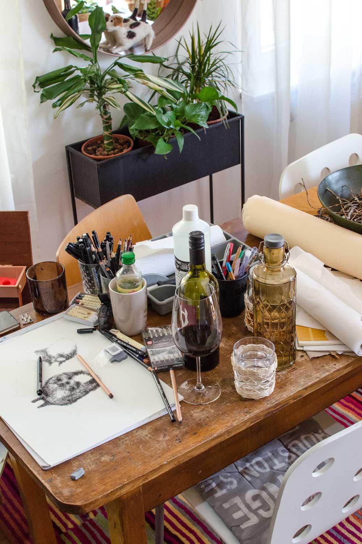 [anzeige]Kalifornischer Dark Horse Wein: So stark und kreativ wie ich