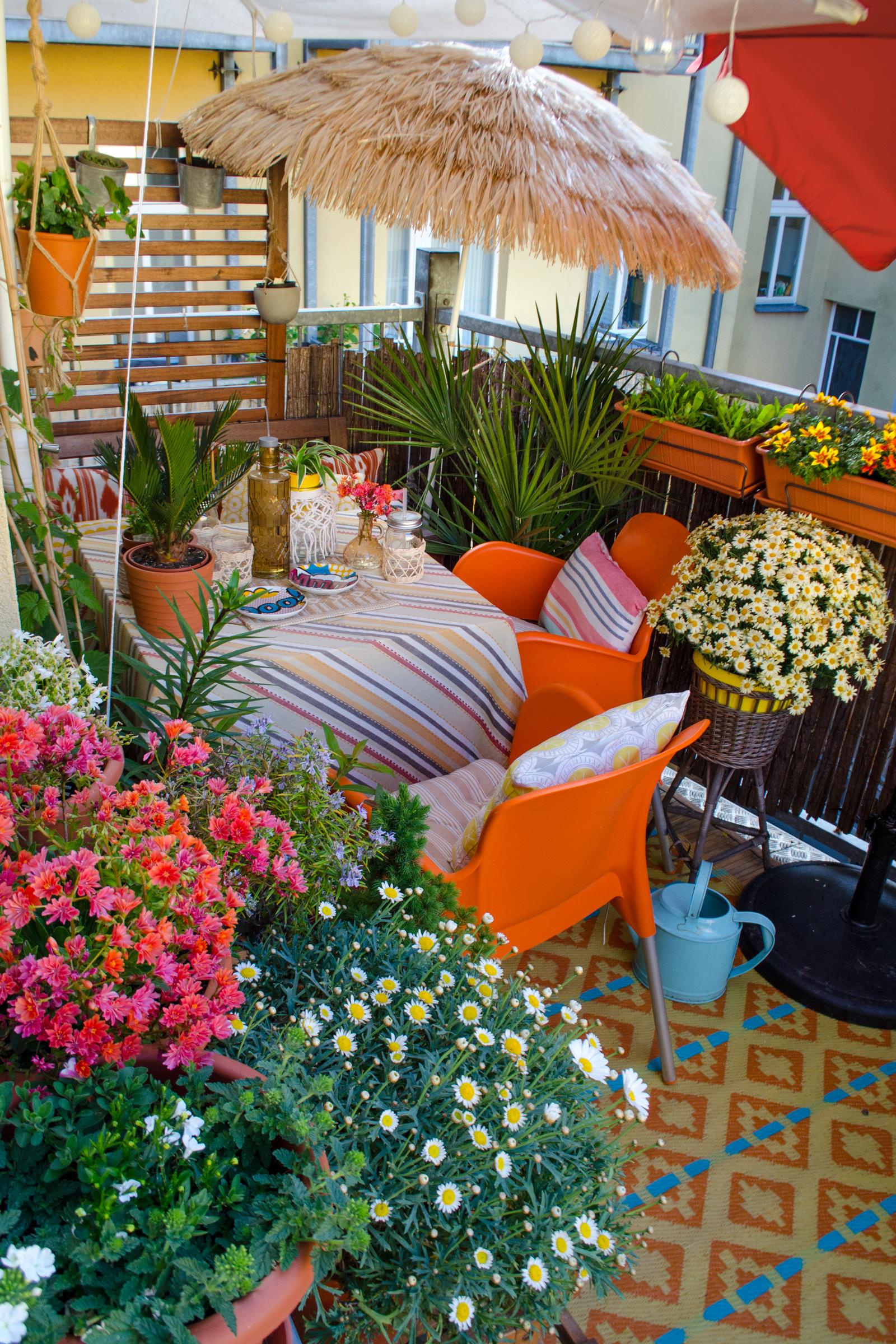 [anzeige]Bienenfreundlicher Balkon mit DIY Pflanzkasten Projekt mit Bee [eco]von Remmers [eco]