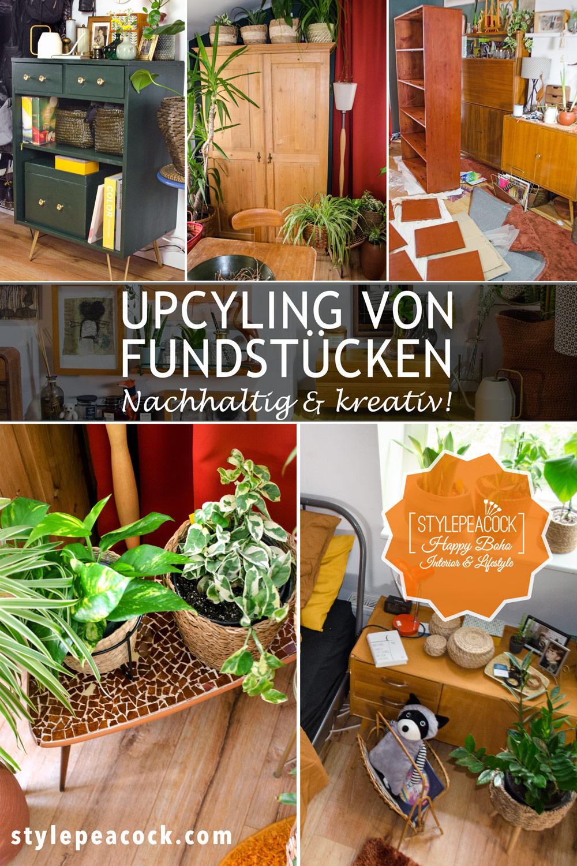 Upcycling von Vintagemöbeln